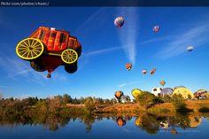 Great Reno Balloon Race Event ..