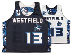 Custom Sublimated Lacrosse Pinnies. Made in the U.S.A. with unlimited  design possibilities! Team Uniforms. Team UniformsLacrosseSportswear 2ac1f5ae9