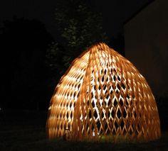 wood architecture - Wing Yi Hui Lap Ming Wong