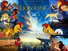 The Lion KIng 1994:One Of Best Disney Animated Family Movies.