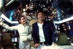 Star Wars:110 fotos inéditas del detrás de escena