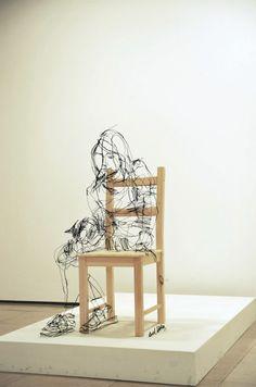 David Oliveira, Portuguese wire sculpture artist