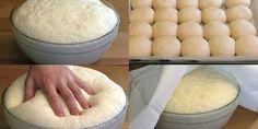 Czech Recipes, Vanilla Cake, Ham, Food And Drink, Cheese, Baking, Breakfast, Cookies, Hampers