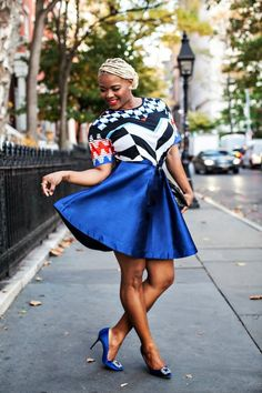 by Neisha Washington   From the numerous style bloggers out there, here are a few instagram fashion...