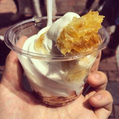 허니비 아이스크림