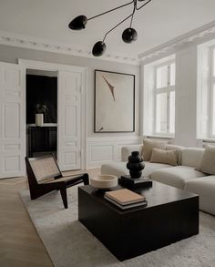 Home Living Room, Apartment Living, Living Room Designs, Living Room Decor, Living Spaces, Living Room Inspiration, Home Decor Inspiration, Sala Vintage, Beautiful Living Rooms