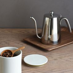 Kinto - Slow Coffee Style Kettle At AHA