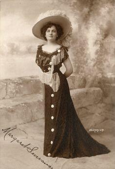 Margaret Severance | Margaret Severance, 1908