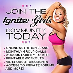 Awesome apparel and healthy plans for the summer!
