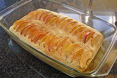 Apfelpfannkuchen aus dem Ofen 1