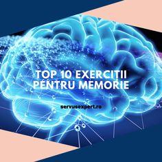 Top 10 exerciții care stimulează MEMORIA - Servus Expert Healthy, Top, Crop Shirt, Blouses