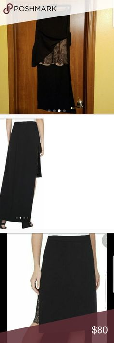 BCBG Skirt Bcbg high and low skirt BCBG Skirts High Low