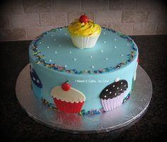 Birthday Gallery - I Need A Cake...by Lina