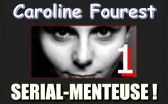ADBK : Caroline Fourest - Serial Menteuse ! ( 1ère Partie )