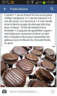 Pie Brownies, Brownie Cookies, Pasta, Arabic Food, Biscotti, Macarons, Nutella, Cupcake Cakes, Fondant