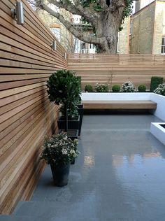 Garden design designer clapham balham battersea small low maintenance modern garden (8)