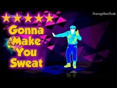 Just Dance 3 - Gonna Make You Sweat (Everybody Dance Now) - 5* Stars
