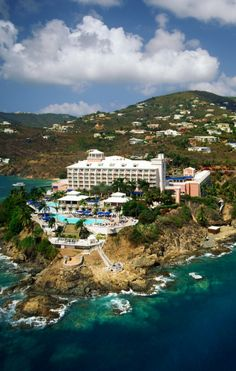 Marriott Frenchman's Reef - St. Thomas, U.S. Virgin Islands