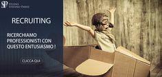 Stiamo cercando nuovi commerciali! Mandaci oggi stesso la tua candidatura: http://www.studiostefanoparisi.com/wp/lavora-con-noi/