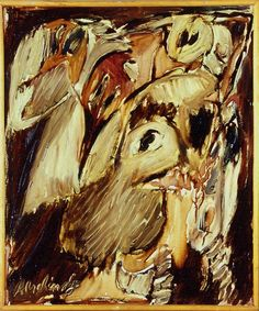 Pierre Alechinsky, Sang d'ombre naturel Tachisme, Abstract Expressionism, Abstract Art, Anthony Caro, Willem De Kooning, Thing 1, Wassily Kandinsky, Gouache, Art Boards
