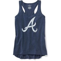 3d853086ee06f Old Navy MLB Team Racerback Tank For Women ( 20) ❤ liked on Polyvore  featuring tops