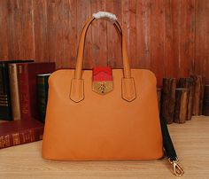Prada Bag 2014 on Pinterest | Chanel Bag 2014, Birkenstock Fashion ... - prada double bag caramel/marble gray