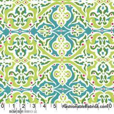 fabrics teal green - Google Search
