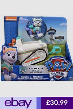 aa7dcff690ee TV & Movie Character Toys Toys & Games #ebay Paw Patrol, Movie