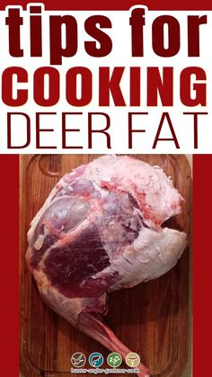 I've long been a proponent of using deer fat in cooking. In fact, it's one of my more favorite hunting myths to puncture when I talk to other hunters about game cookery. After all, it just makes sense that the fat on venison would taste good, especially if you are hunting either in the Grain Belt or wherever there are a lot of acorns: Most of us like the taste of grain-fed beef, and acorn-fed pork is some of the finest in the world. | @huntgathercook #hankshaw #venison #cookingvenison #deerfat