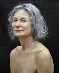Chapin's works are multi-generational, observing the female body at differing stages of life. Aleah is renowned for her ongoing 'Aunties Project...