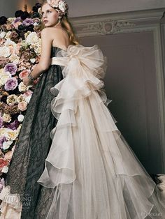 Jill Stuart Bridal 2011 Wedding Dress Collection | Wedding Inspirasi