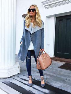 gorgeous wrap coat