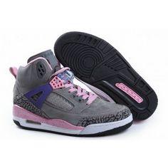 Women Nike Air Jordan 3.5 Retro Suede Grey Pink White Black Air Jordans Femme, Air Jordans Women, New Jordans Shoes, Womens Jordans, Retro Jordans, Jordan Shoes For Men, Cheap Jordan Shoes, Nike Shoes Cheap, Air Jordan Shoes