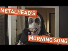 Metal Head's Morning Win - YouTube