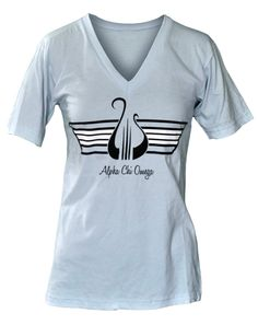 Lyre v-necks...always in style. Letters shirts are the only tee shirts worth wearing.