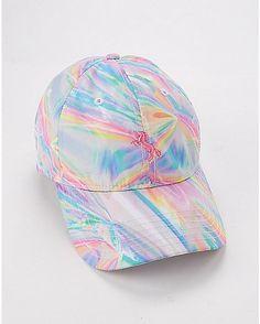 Watercolor Unicorn Dad Hat - Spencer s e08fbe3e6e0