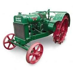 """Antique Farm Vehicles"" from Via Magazine"
