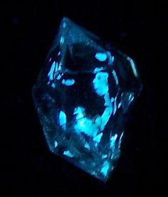 Petroleum-included Quartz Crystal Pakistan  by BandLMinerals