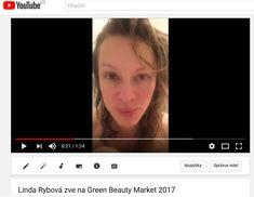 youtube.com pozvánka - herečka Linda Rybová