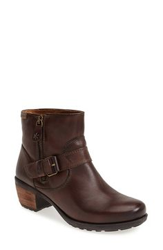 PIKOLINOS 'Le Mans' Leather Ankle Boot (Women) available at #Nordstrom