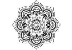 Mandala gratuit à imprimer - Coloriage anti-stress et mandala gratuits pour adulte - Prima.fr