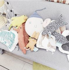Creature pile! Re-gram from @ joycekwok on Instagram x