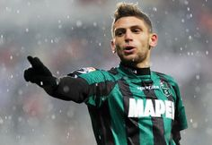 Manchester United to make Domenico Berardi bid