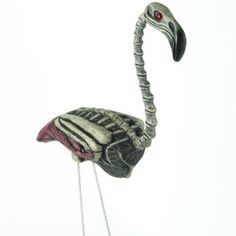 Amazon.com: Zombie Flamingo: Home & Kitchen