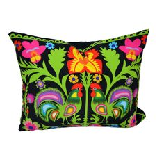 Designer decorative #Folk #pillow № gd292