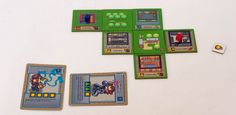 As you're building your town and selling to heroes, heroes that like you will come stay in your town. This is worth extra victory points, and you also get access to the hero's power for the remainder of the game.  Some of the hero powers can really turn the tide of the game. #heroscrossing #boardgames Board Games, Gallery Wall, Building, Tabletop Games, Buildings, Construction, Table Games