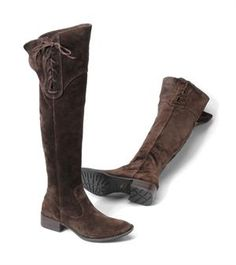 Women's Born Lotta - Mogano Suede