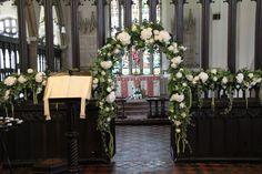 All Hallows Great Mitton, Internal Church arch