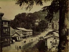 historic pics of simla