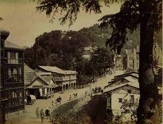 historic pics of simla
